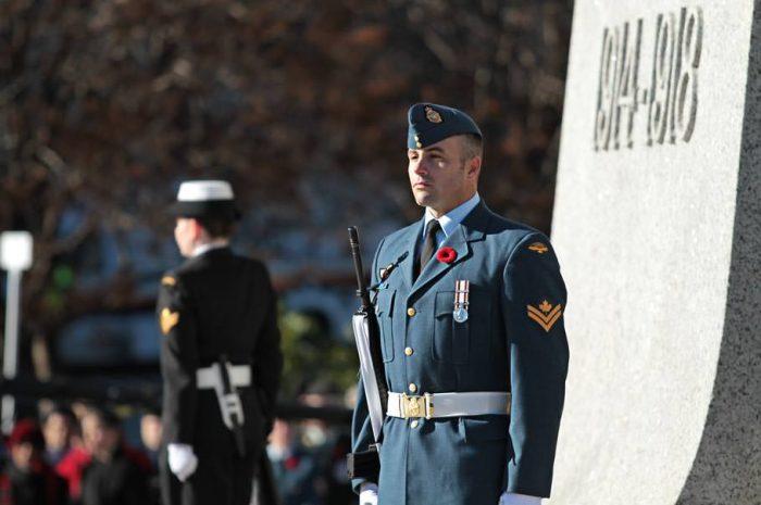 Remembrance Day Soilder