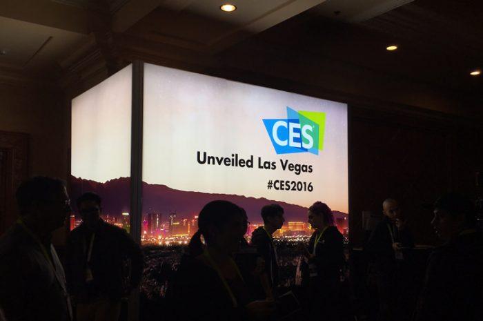 CES 2016 show