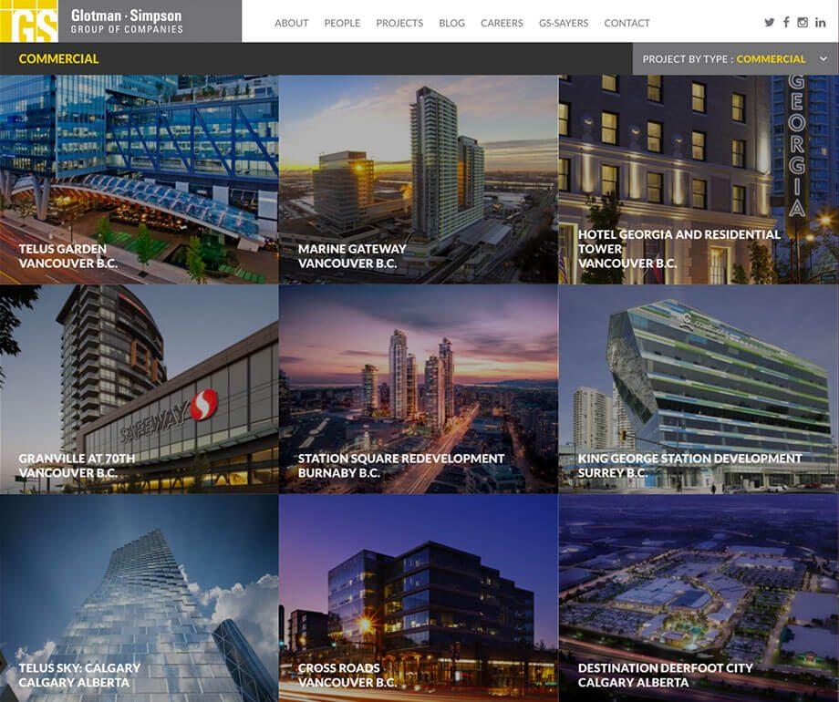 Glotman Simpson website