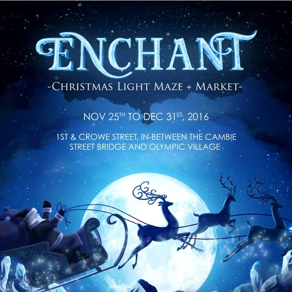 enchant christmas ticket cost