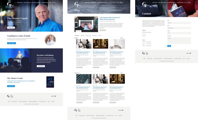 Atomic Design Pages